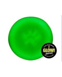 West Paw Design Zisc Flying Disc - Glow