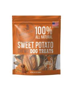 Wholesome Pride Sweet Potato Chew Dog Treats - 8 oz. (227 g)