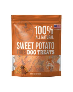 Wholesome Pride Sweet Potato Fries Dog Treats - 8 oz. (227 g)