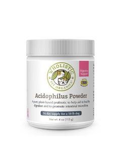 Wholistic Pet Organics Acidophilus