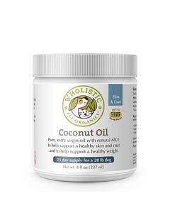 Wholistic Pet Coconut Oil