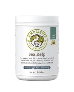 Wholistic Pet Organics Sea Kelp