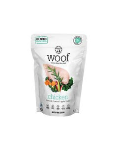 The NZ Natural Pet Food Co. Woof Freeze Dried Dog Food - Chicken