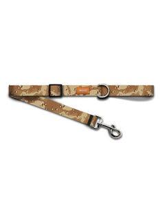 Woof Concept Premium Dog Leashes - Desert Camo