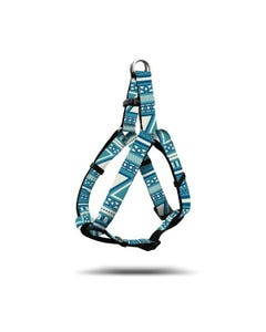 Woof Concept Dog Step-In Harnesses - Aztec