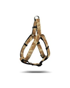 Woof Concept Dog Step-In Harnesses - Desert Camo
