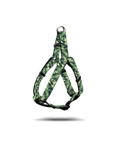 Woof Concept Dog Step-In Harnesses - Digi-Camo