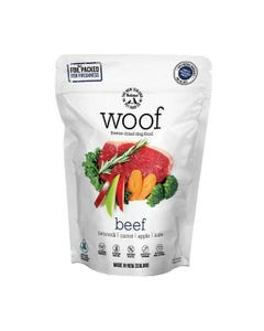 The NZ Natural Pet Food Co. Woof Freeze Dried Dog Treats - Beef