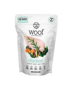 The NZ Natural Pet Food Co. Woof Freeze Dried Dog Treats - Chicken