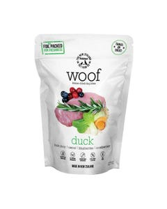 The NZ Natural Pet Food Co. Woof Freeze Dried Dog Treats - Duck