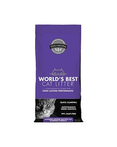 World's Best Multiple-Cat Scented Clumping Cat Formula