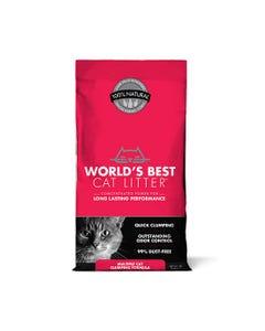 World's Best Multiple-Cat Clumping Cat Formula