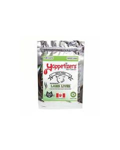 Yappetizers Lamb Liver Cat Treats