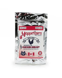 Yappetizers Chicken Breast Cat Treats