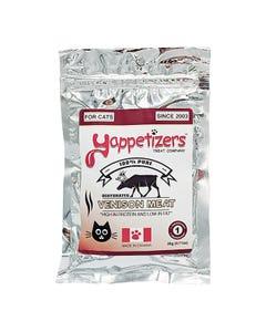 Yappetizers Venison Meat Cat Treats