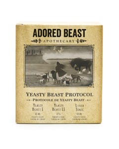 Adored Beast Apothecary Yeasty Beast Protocol Kit