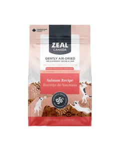 Zeal Gently Air-Dried Salmon Recipe for Dogs