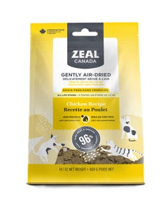 Zeal Gently Air-Dried Chicken Recipe for Cats