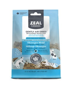 Zeal Gently Air-Dried Okanagan Blend for Cats