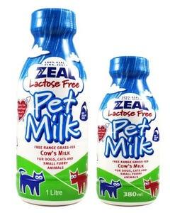 Zeal Pet Milk Lactose Free Cow's Milk