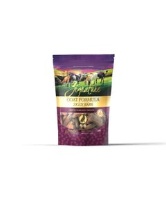 Zignature Limited Ingredient Ziggy Bar Dog Treats - Goat