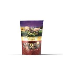 Zignature Limited Ingredient Ziggy Bar Dog Treats - Venison