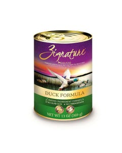 Zignature Limited Ingredient Canned Dog Food - Duck