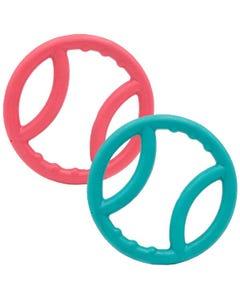 ZippyPaws ZippyTuff Squeaky Ring