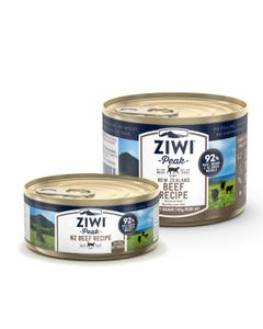 ZiwiPeak Moist Beef for Cats Canned Food