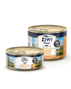 ZiwiPeak Moist Free-Range Chicken for Cats Canned Food