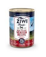 ZiwiPeak Moist Venison for Dogs Canned Food