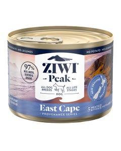ZiwiPeak Air-Dried Provenance Series Wet Dog Food - East Cape Recipe