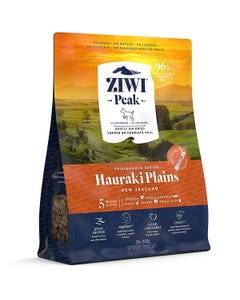 ZiwiPeak Air-Dried Provenance Series Dog Food - Hauraki Plains Recipe
