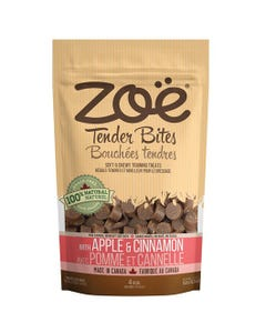 Zoe Tender Bites - Apple & Cinnamon