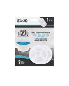 Zeus H2EAU Dog Drinking Fountain Replacement Filters