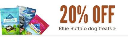 Shop BLUE Dog Treats