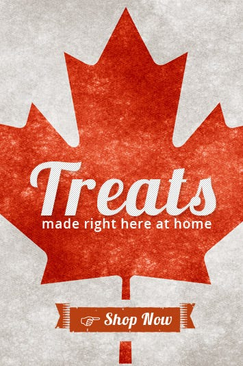 Canadian Dog Treats