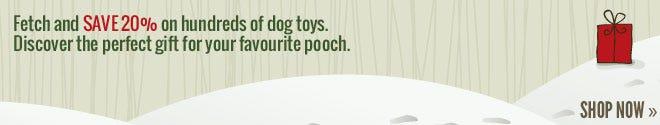 Dog Toys on Sale