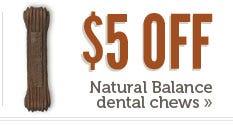 Natural Balance Dental Chews