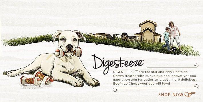Digest-eez Dog Chews