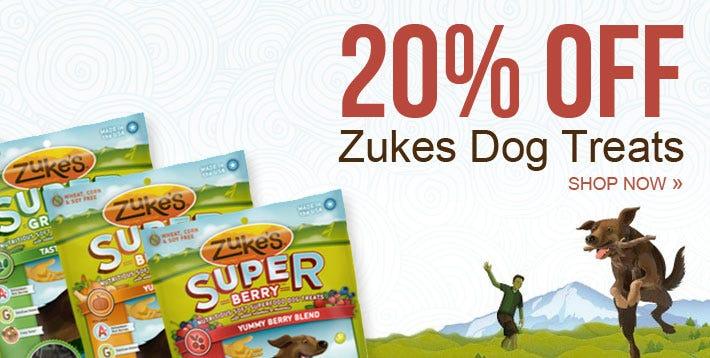 Zukes Dog Treats Sale
