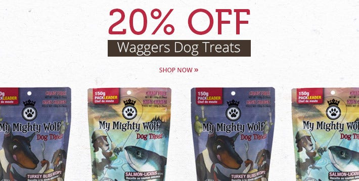 Waggers Dog Treats