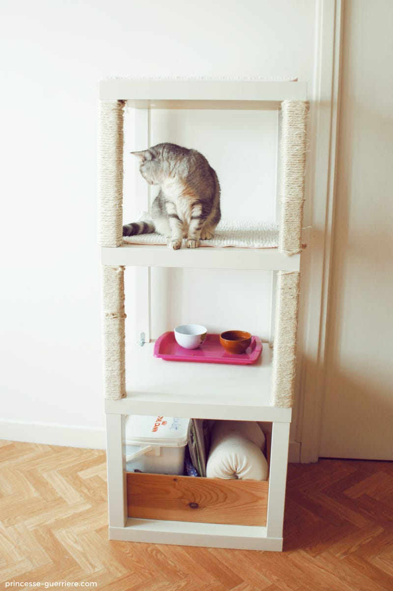 10 nifty ikea cat hacks - Sofas para gatos ...