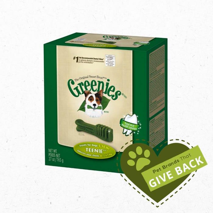 Nutro Dog Food and Greenies
