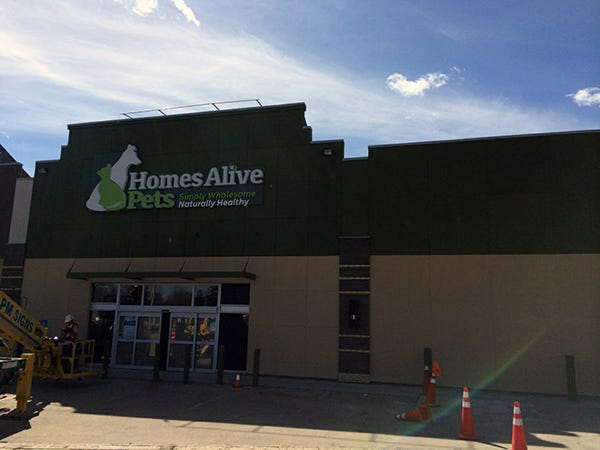 Homes Alive Pets: Coming Soon to Edmonton!