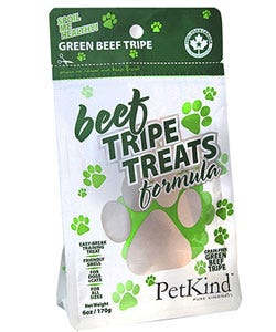 PetKind Beef Tripe Treats