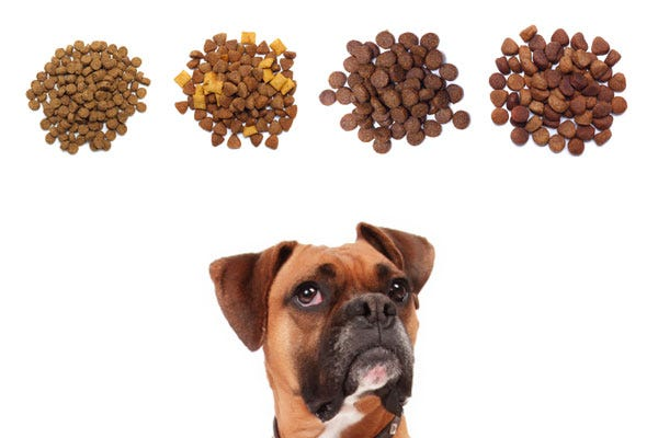 Pick A Good Quality Dog Food, Don't Compromise