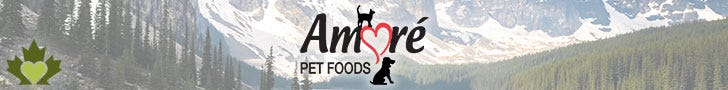 Raw Amore Dog Food