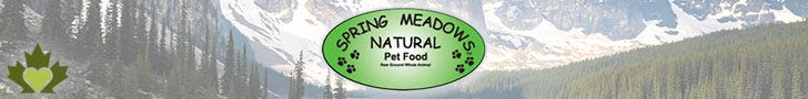 Spring Meadows Dog Food