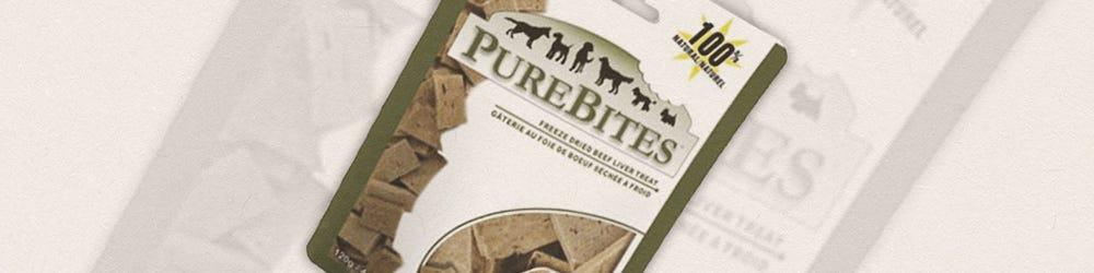Purebites Freeze-dried Beef Liver Treats